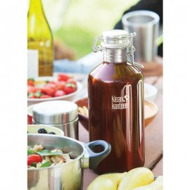 Klean Kanteen, Growler, 1900ml, isolerad - Amber