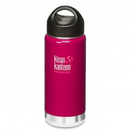 Klean Kanteen, 473ml, vacum insulated - Raspberry