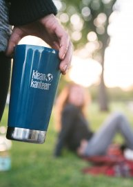 Klean Kanteen Insulated Tumbler, 473 ml, Brushed