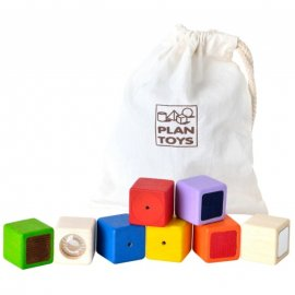 Activity blocks klossar från Plantoys