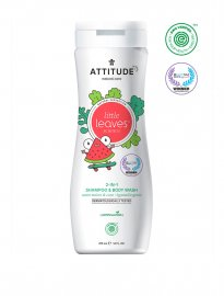Little Leaves Shampoo & Body Wash Watermelon & Coco