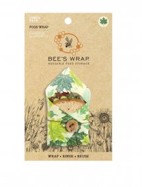 Bee's Wrap naturlig folie lunch pack forest floor