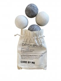 Torkbollar ull dryer balls Care by me