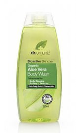 Dr Organic body wash