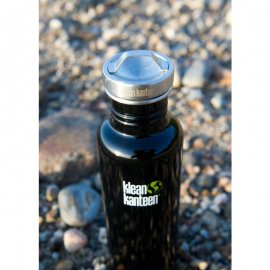 Klean Kanteen Classic All stainless Loop Cap