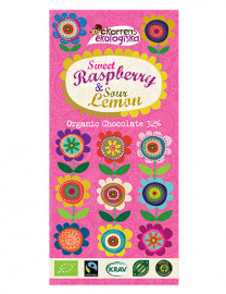 Ekorrens ekologiska raspberry lemon