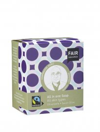 Fair Squared tvål vegan olive normal hud