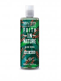 Faith in nature ekologiskt handtvål aloe vera tea tree