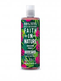 Faith in nature ekologiskt schampo dragon fruit frukt tropisk