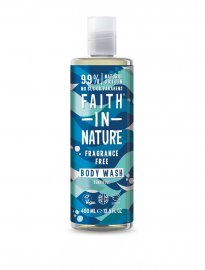 Faith in nature ekologisk body wash dusch parfymfritt