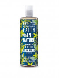 Faith in nature ekologisk body wash dusch seaweed