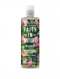 Faith in nature ekologiskt schampo wild rose