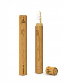 Tandborstfodral i bambu, humble case humble brush