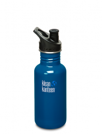 KLEAN KANTEEN, 532ML, CLASSIC, blue planet