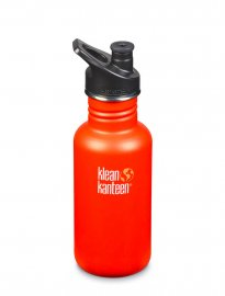 Klean Kanteen 532 ml rostfri flaska Sierra sunset