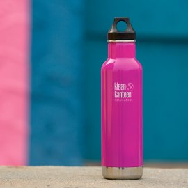 Klean Kanteen 592 ml isolerad rostfri flaska