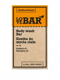 LoveBAR Body Wash Seaberry & Mandarin oil