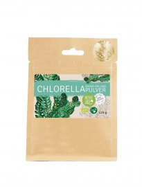 Mother Earth ekologiskt chlorella pulver