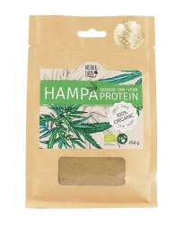 Mother Earth ekologiskt hampa protein pulver