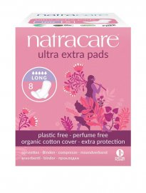 Natracare Binda Ultra extra long