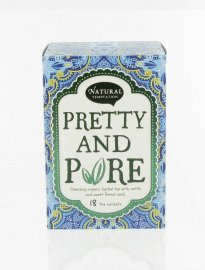 Natural temptation ekologiskt te pretty and pure