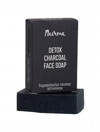 Nurme Purest Beauty detox facial cleansing bar