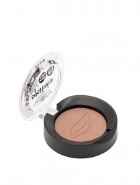 puroBIO cosmetic ekologisk ögonskugga eyeshadow warm brown