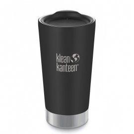 Klean Kanteen Insulated Tumbler, 473 ml, Shale Black