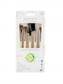 So Eco Eye brush Kit vegan makeup borstar sminkborstar