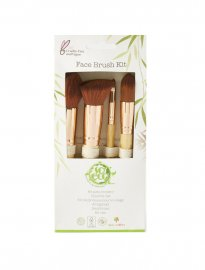 So Eco Face brush Kit vegan makeup borstar sminkborstar