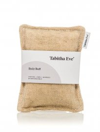 Tabitha Eve Body Buff naturlig bad- skrubbsvamp