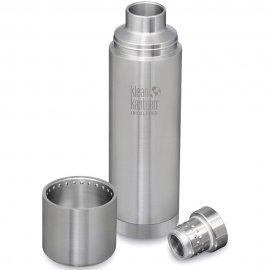 Klean Kanteen Insulated TKPro Thermal, brushed steel, 1000 ml