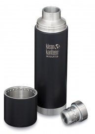 Klean Kanteen Insulated TKPro Thermal, Shale Black, 1000 ml