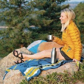 Klean Kanteen Insulated TKPro Thermal, Shale Black, 750 ml