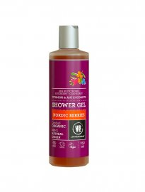 Urtekram showergel 250 ml- Nordic Berries
