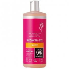 Urtekram showergel rose