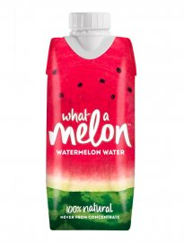 Vattemelondryck - What a melon, 330 ml