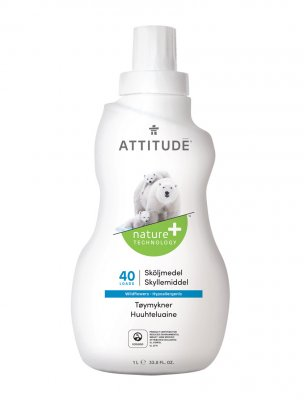Attitude sköljmedel EKO- wildflower 1000ml