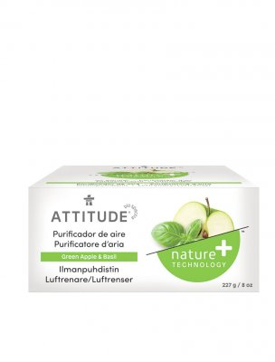 Attitude luftrenare green apple basil