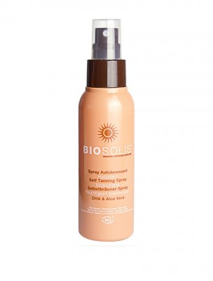 Biosolis ekologisk brun utan sol self tanning spray