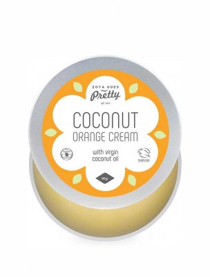 Cocount orange crem Zoya goes pretty