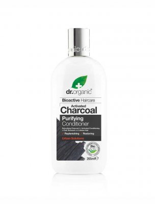 Dr Organic balsam activated charcoal aktivt kol