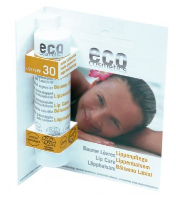 Eco Cosmetic Läppbalsam SPF 30
