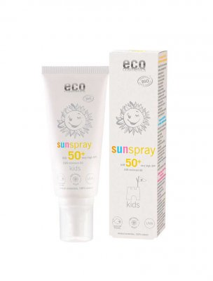 Sun Spray kids SPF 50, Ekologisk, 75 ml - Eco Cosmetic