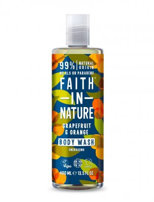 Faith in nature ekologisk body wash dusch