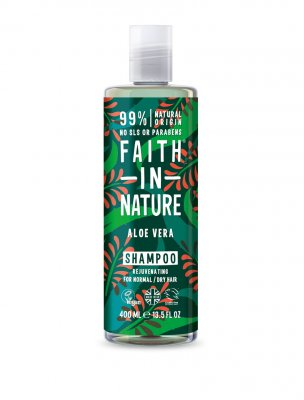 Faith in nature ekologiskt schampo aloe vera