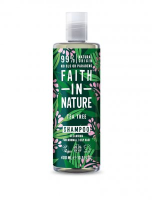 Faith in nature ekologiskt schampo Tea Tree