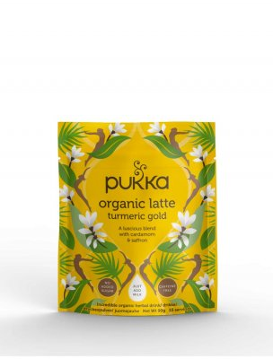PUKKA golden milk lattemix