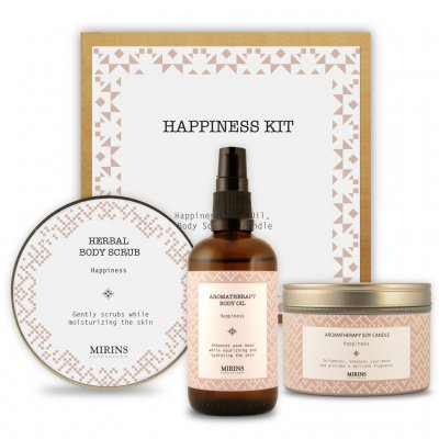 Mirins copenhagen Happiness kit