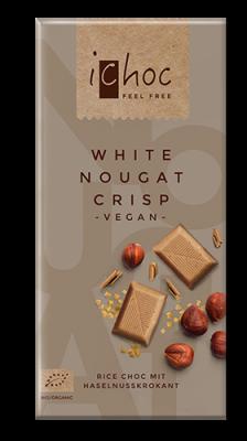 mjölkfri ljus choklad